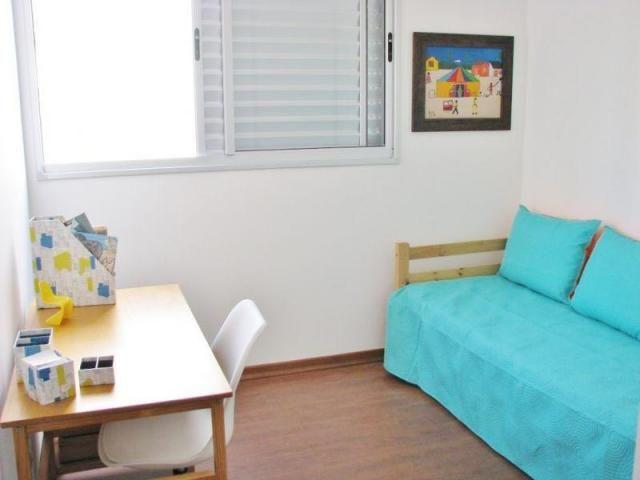 Apartamento com 3 dormitórios à venda, 106 m² por r$ 590.000,00 - buritis - belo horizonte - Foto 9