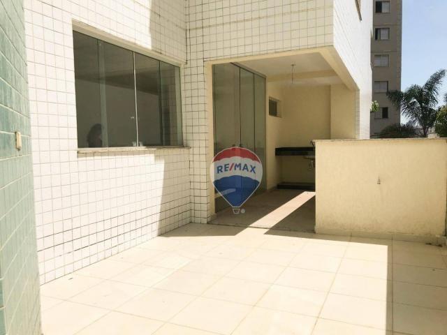 Apartamento garden com 4 dormitórios à venda, 130 m² por r$ 750.000,00 - buritis - belo ho - Foto 6