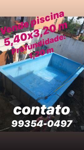 Vende-se piscina - Foto 2