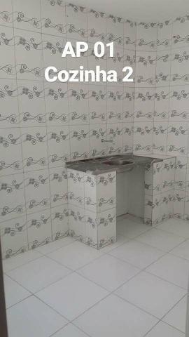 Vendo ou troco apartamento com galpão - Foto 17
