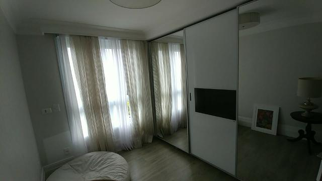 Apartamento bem mobiliado de 3 dormitórios no Centro de Florianópolis - SC - Foto 16