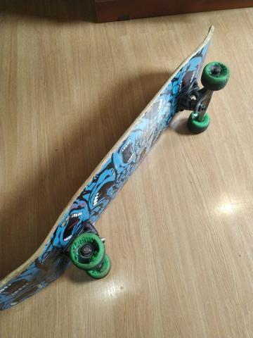 Skate Completo - Ótimas peças!!! - Foto 4
