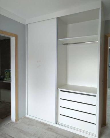 Marcenaria Modular -guarda roupa porta de correr
