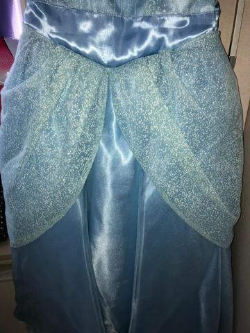 Vestido luxo Cinderela - Foto 3