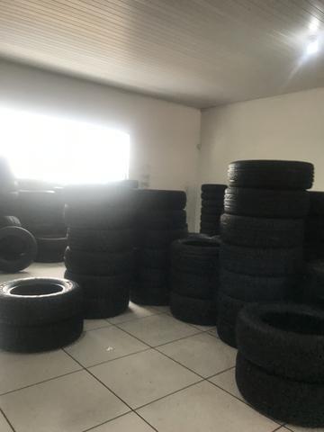 Super durabilidade grid pneus remold