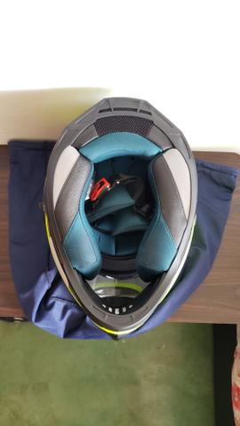 Capacete MT Helmets Tam 58 - Foto 6