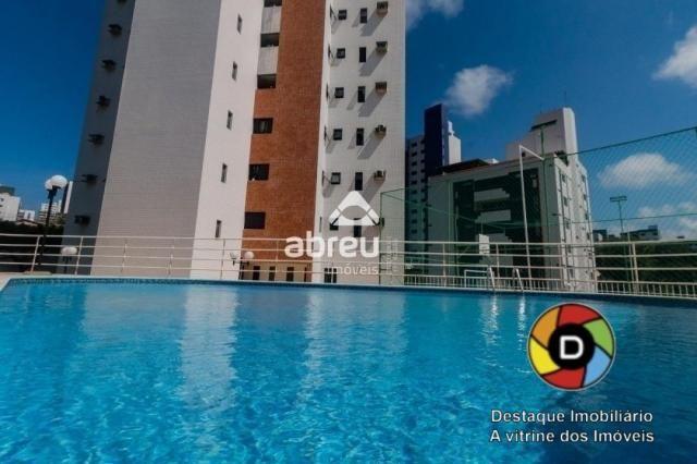 Apartamento com 3 quartos no condimínio costa d´ouro no barro vermelho
