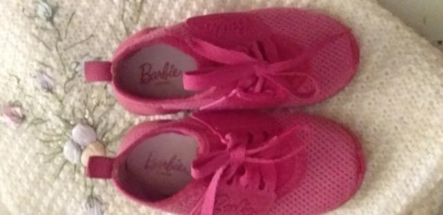 Tenis barbie n*25