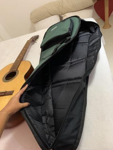 Violão Tonante sem corda com capa - Foto 3