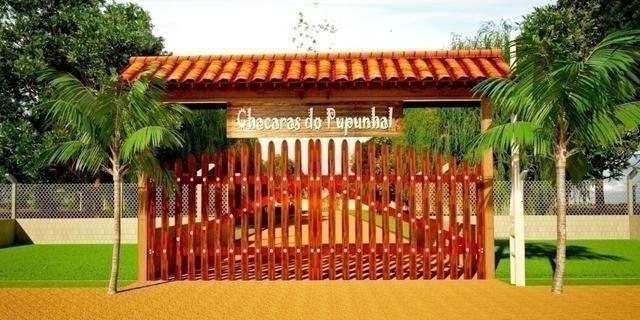 Chácaras do Pupunhal - 100% Legalizado e com Obras Iniciadas. :-: - Foto 10