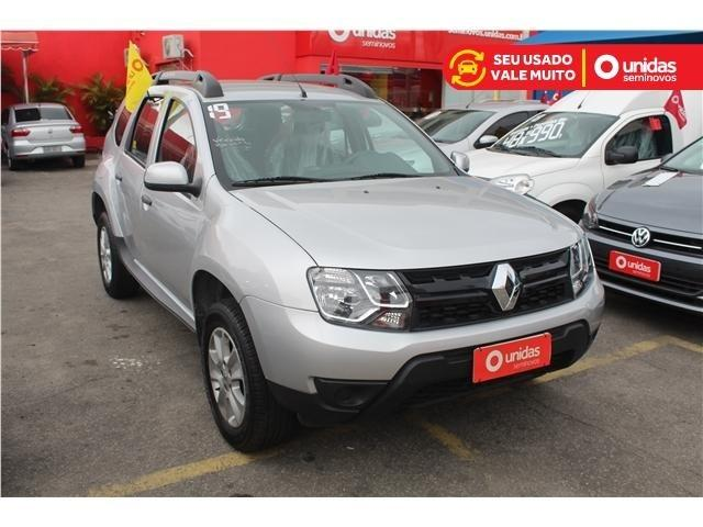 Renault Duster 1.6 16v Expression Sce At 2019 - Foto 3
