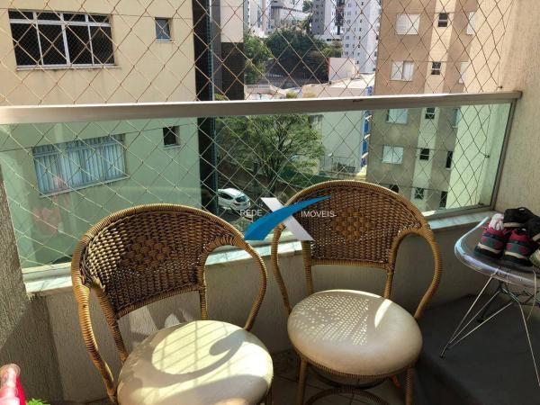 Apartamento a venda 3 quartos gutierrez - Foto 7