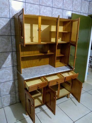Armário de madeira - Foto 3