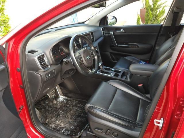 Kia sportage ex2 2.0 Flex 16/17 ex automático teto solar - Foto 8