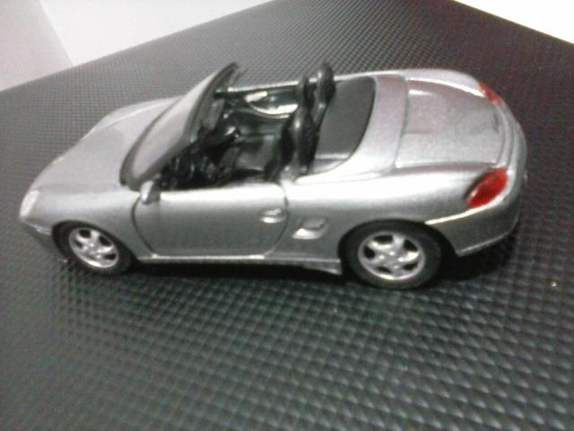 Miniatura Carrinho Porsche Boxster - Foto 4