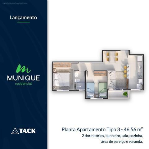 Lançamento apartamentos Minha Casa Minha Vida - Foto 7