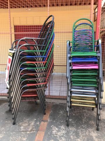 Cadeiras de fio novas - Foto 4