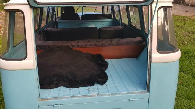 Vendo kombi antiga modelo corujinha1972 - Foto 8