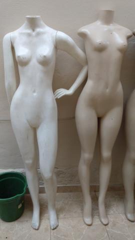 Manequins usado - Foto 2