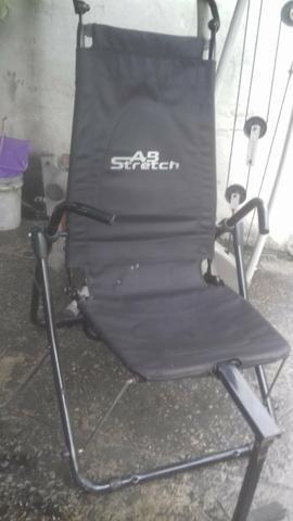 Aparelho de musculação e cadeira abdominal - Foto 5