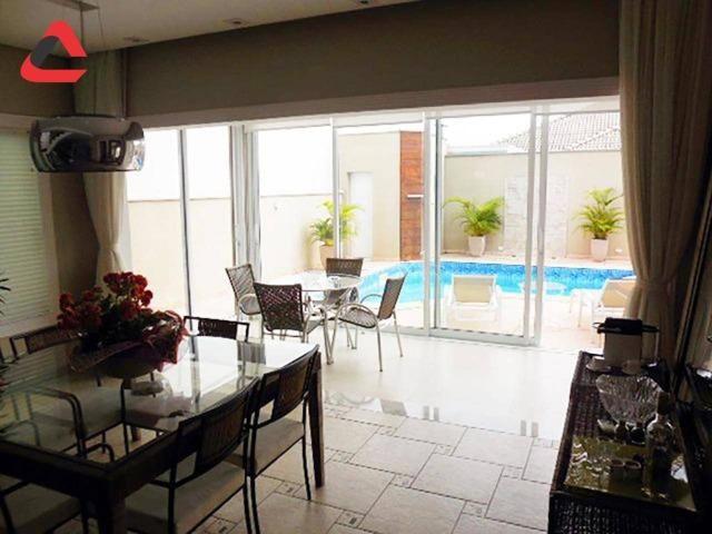Casa Mobiliada p/ locação, Cond Lgo Boa Vista! maravilhosa e c/ piscina - CA1420 - Foto 2