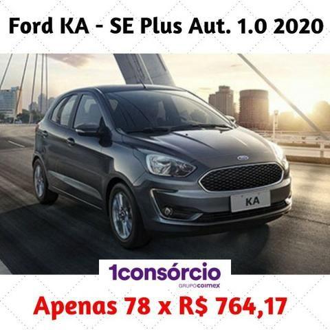Ford KA Se/Se Aut. 1.0 2020 - Foto 2
