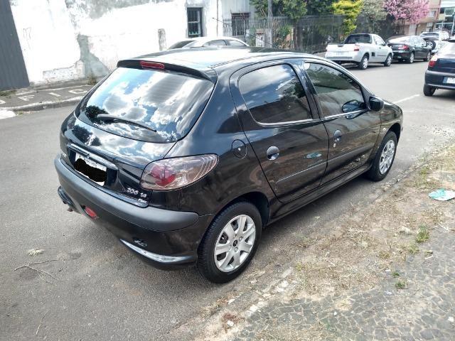 Peugeot 206 2008 1.4 5p Sensation Flex - Foto 3