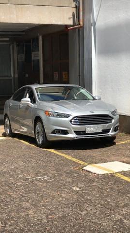 Ford Fusion Ecoboost 2.0 Turbo Completo Baixa Km - Foto 5