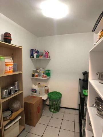 Apartamento com 3 quartos Vizinho ao Iguatemi - Patriolino Ribeiro - Guararapes, Fortaleza - Foto 17
