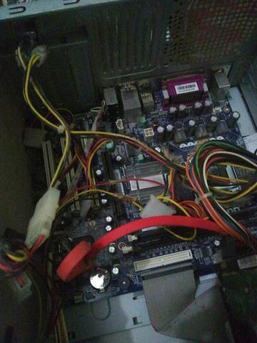 Gabinete Ib Informatica Intel pentium 4 inside - Foto 5