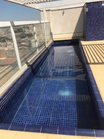 Baixou o preço!! Apartamento 1 Quarto Cond Atual Residencial Samambaia Sul - Foto 8