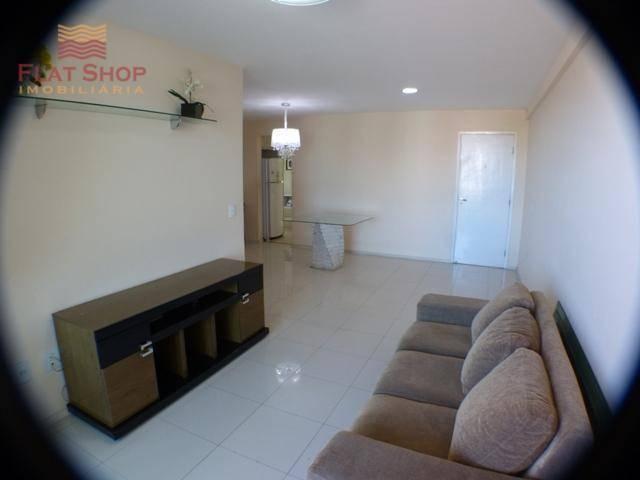 Apartamento com 3 dormitórios à venda, fortaleza/ce - Foto 17