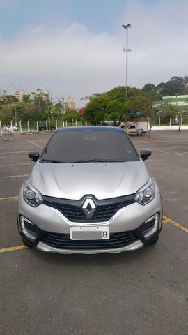Renault Captur Zen Automático CVT, Único dono, com Garantia de Fabrica e completíssimo
