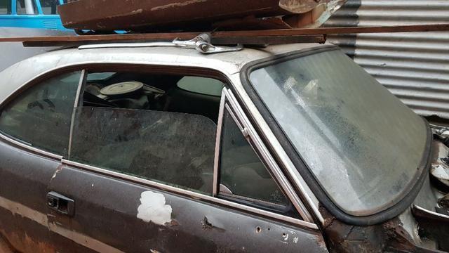 Vendo Opala 85 para restaurar ou tirar peças - Foto 4