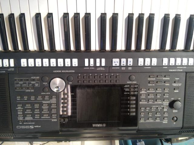 Teclado Yamaha Psr-s950 - Foto 2