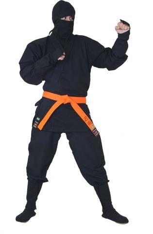 Kimono ninja Sarja-Brim Básico Shizen tamanho A-3