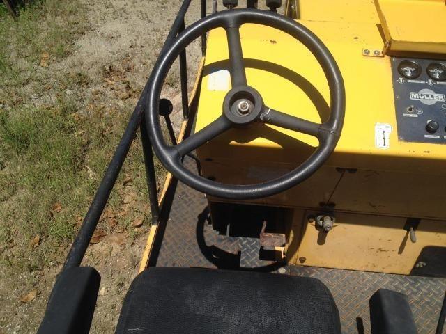 Rolo compactador pneu muller - Foto 3