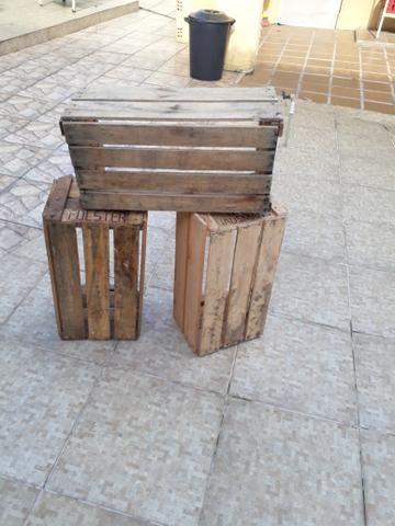 Caixotes de madeira - Foto 2