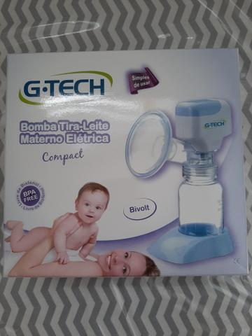 Bomba tira leite elétrica G-Tech