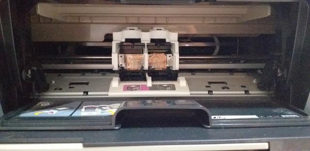 Impressora hp 3516 - Foto 5