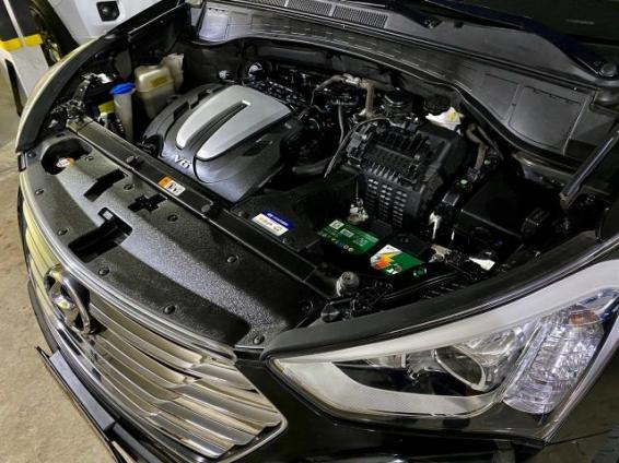 Grand Santa Fé 3.3 V6 4X4 Tiptronic - Foto 8