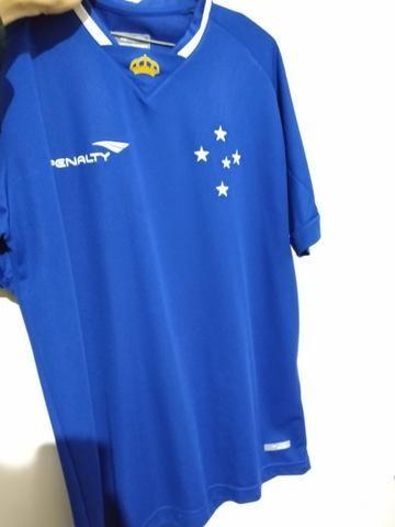 Camisa Cruzeiro oficial GG