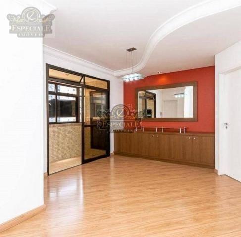 Apartamento para alugar, 176 m² por r$ 3.600,00/mês - bigorrilho - curitiba/pr