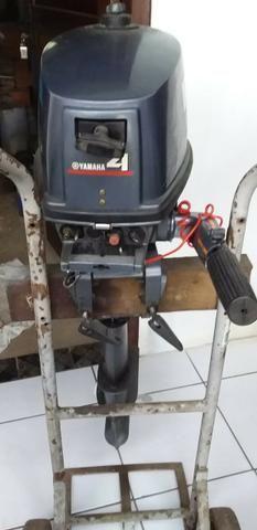Motor de popa Yamaha - Foto 4