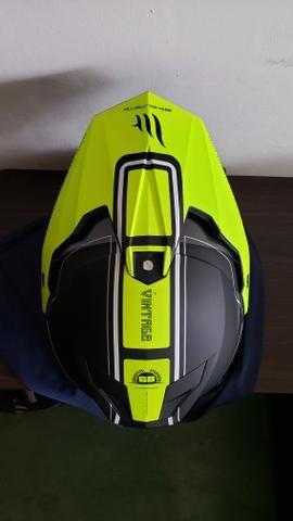 Capacete MT Helmets Tam 58 - Foto 5