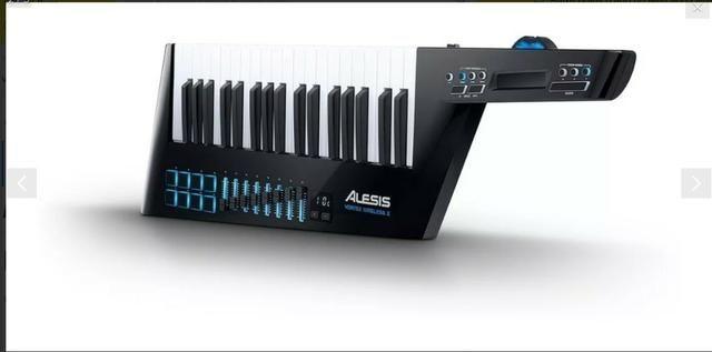 Alesis Vortex Wireless 2 Teclado Controlador Midi Keytar Us - Foto 2