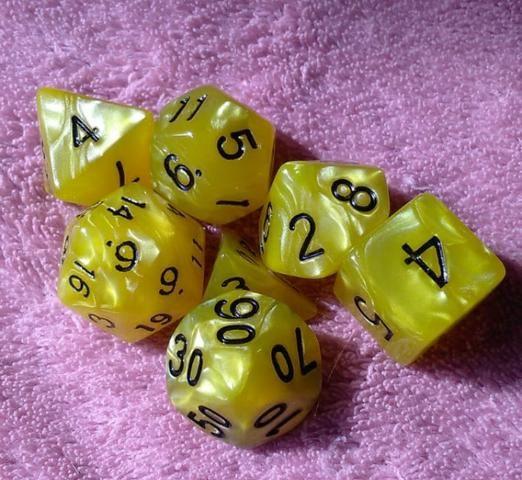 Conjunto de Dados para RPG - Foto 2