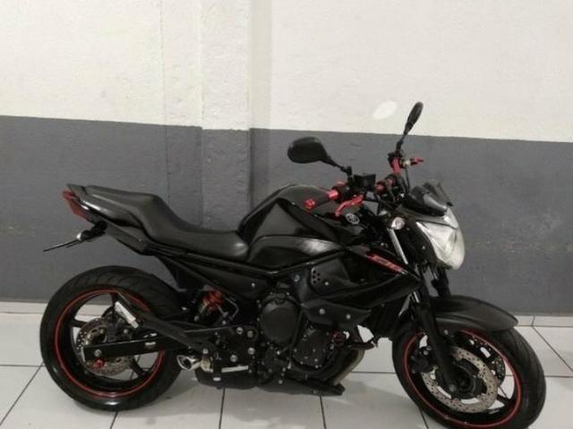 XJ6 Yamaha 2012
