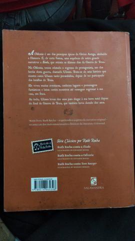 Vendo livro A Odisseia - Foto 2