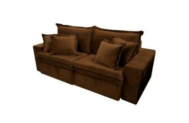 Sofa berlim retratil/ reclinavel Berlim *Faça seu pedido e receba rapido!!! - Foto 3
